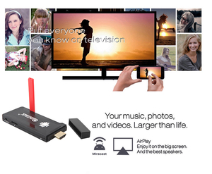 Miracast Dongle Android smart tv stick Rockchip RK3328 Android7 1 Quad Core  R33 Dongle 2gb ram 8gb/16gb rom