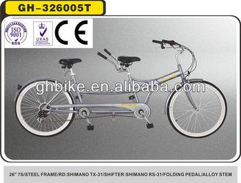 26 7 Velocità Di Alluminio Pieghevole 2 Posti Tandem Bici Buy Alluminio 26 Tandem Bici26 Bicicletta Tandem Pieghevole26 7 Marce Bicicletta Tandem