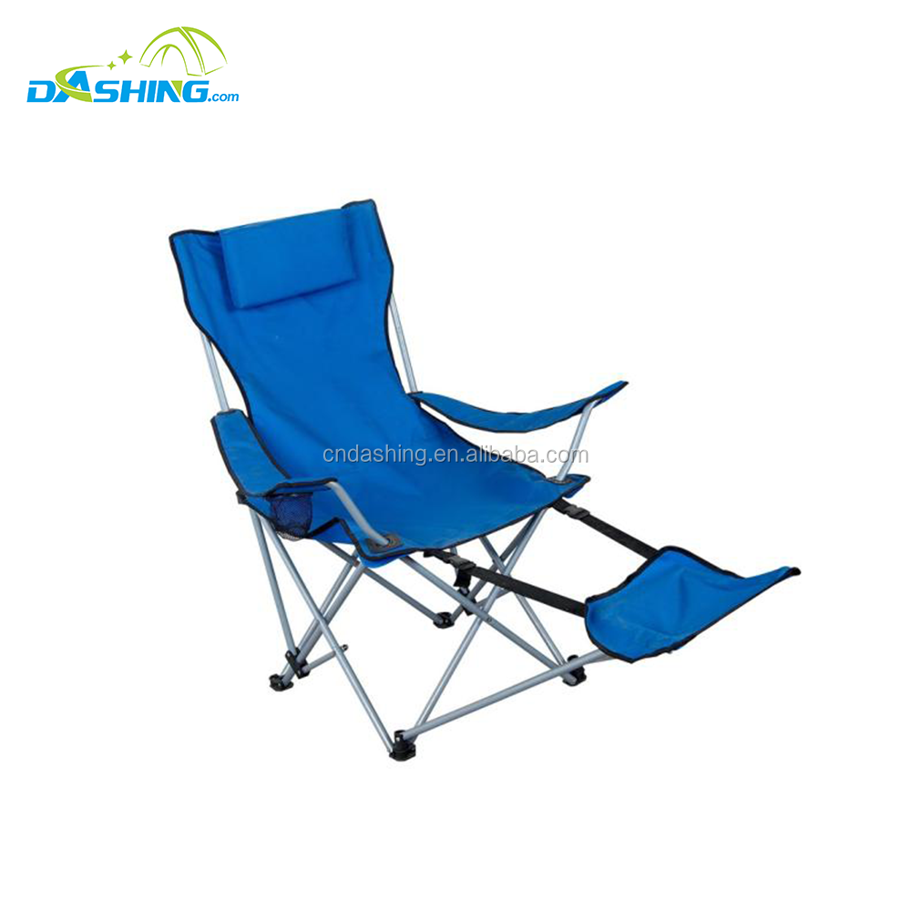 High quality branded festival camping chairs/Reclining camping chair