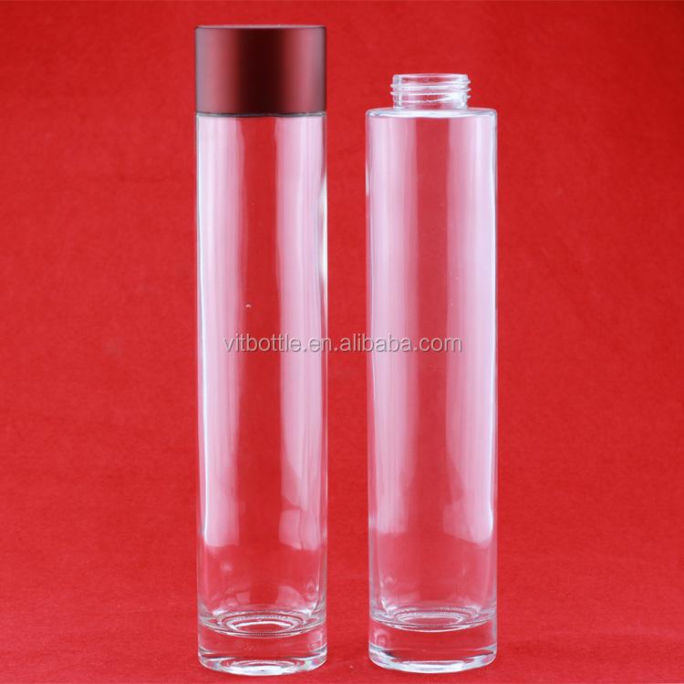 Bourbon 700ml Whiskey Glass Bottle Super Flint Wine Bottle Mexico ...