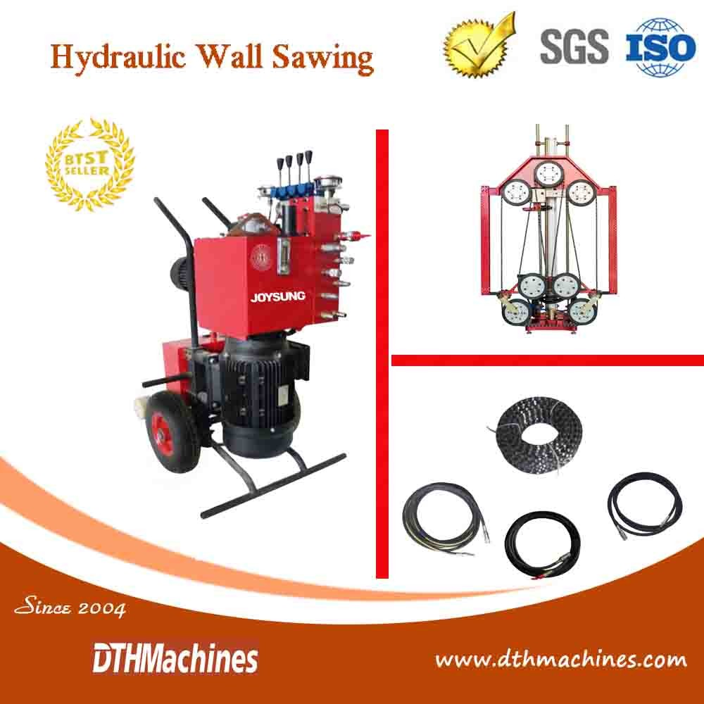 Colorful Wire Saw Hydraulic Photo - Electrical System Block Diagram ...