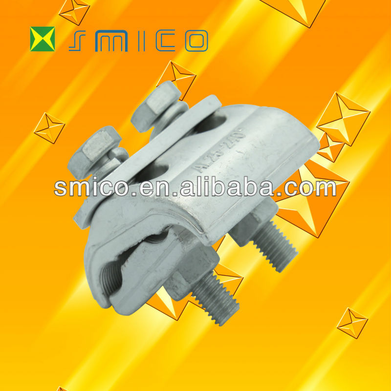 2*m10*60 Overhead Cable Clamp/ High Strength Aluminum