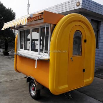 Waffle Kiosk Design Mobile Food Carts For Sale Mobile Fast Food Tuk Tuk  Caravan Trailer Trailers For Sale Second Hand - Buy Trailers For Sale  Second