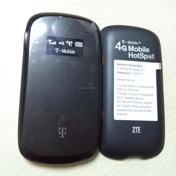 T-mobile 4g Mobile Hotspot Zte Mf61 - Buy Mf61,Mf60,3g Portable Wireless  Wifi Router Product on Alibaba com