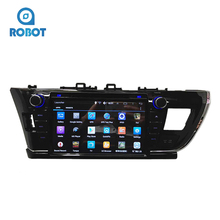 Andriod7.1 Touch Screen Auto Sistema di Intrattenimento Multimediale per Auto Lettore DVD Stereo