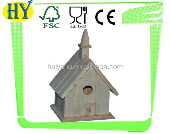 wood bird house wholesale