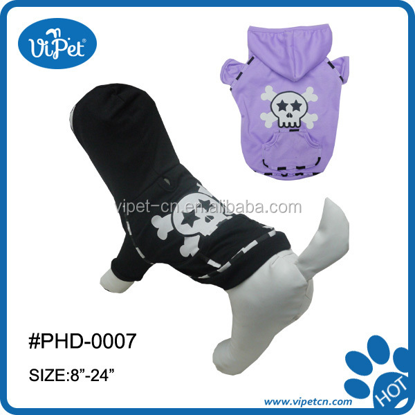 Cheap Popular Pet Garment Plain Fleece Dog Hoodie