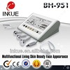 BH-951 New innovative women use skin care products galvanic facial machine