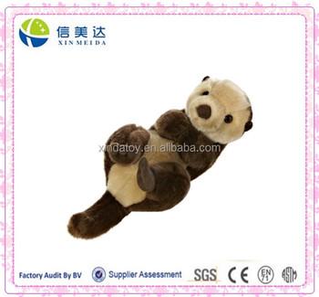 Sea Otter Plush Stuffed Animal Toy