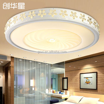 2017 Fashion Design High Lumens 2700 7000k 40w Led Ceiling Light 24 64w With