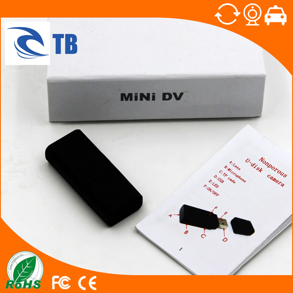 USB flash camera mini DVR Motion Detection Video Voice Hidden Recorder Camera spy
