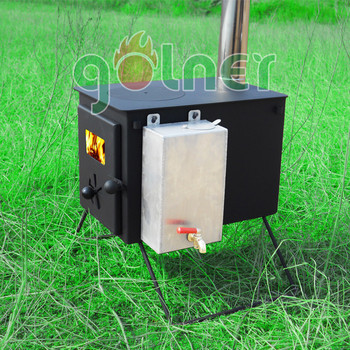 Kitchen Appliance Portable Camping Wood Burning Stove