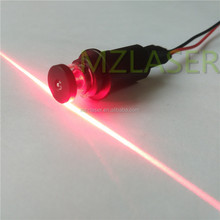 650nm 100mw Red 360 degree line laser module Industrial grade for Laser level