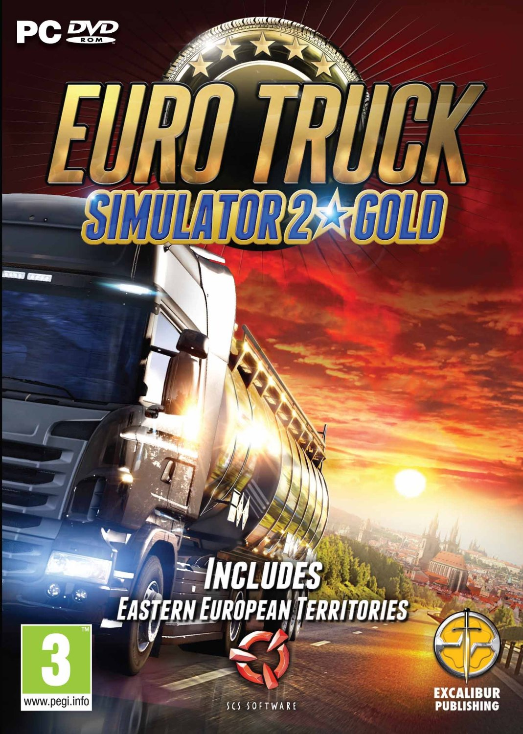 Buy euro truck simulator 2 gold edition online gold.