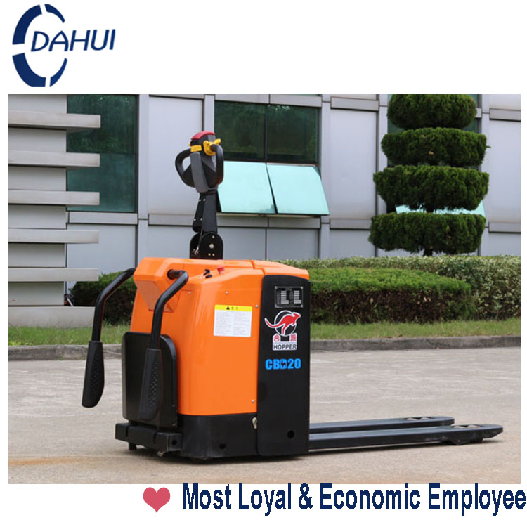 wholesale price 2.5ton mini electric pallet fork lift for sale