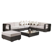 Outdoor Kebun Rotan <span class=keywords><strong>Sofa</strong></span> Rotan <span class=keywords><strong>Sofa</strong></span> Furniture <span class=keywords><strong>Set</strong></span>