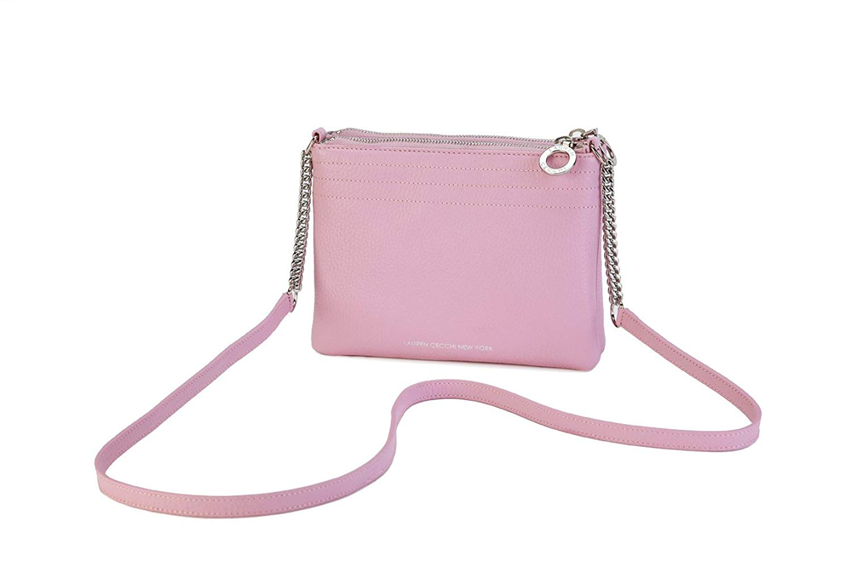 Get Quotations · Women s leather handbags - Lauren Cecchi New York - Women s  handbags, Italian leather handbags - 5edbd0f0a4