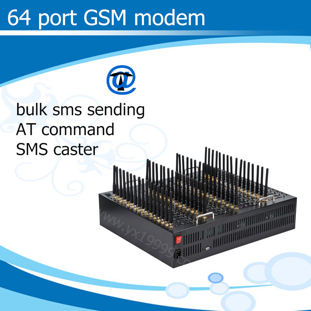 25% big discount auto imei change 64 sims gsm sim box 64 port gsm modem bulk sms software bulk sms device gsm modem pool