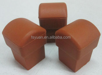 Rubber Square Pipe Stopper / Chair Leg Hole Plug Tip Cap / Hard Plastic  Chair Stoppers