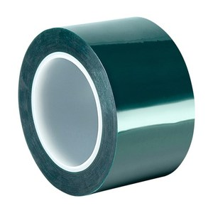 Green 3M Polyester/PET Tape 8992 high-temperature masking tape
