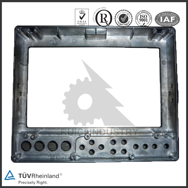 OEM aluminum face plate from China