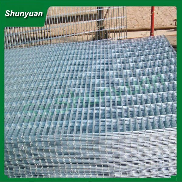 Iron Electro Galvanized Welded Wire Mesh Fence, High Quality, Low Price, Professional Provider