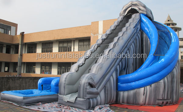 customized inflatable pool slides for inground pools slides for swimming pool