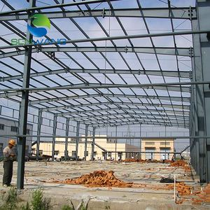 Durable Solar Tube Truss Steel Structure