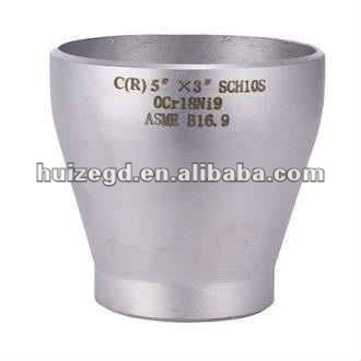 ASTM B 16.11 threaded npt concentric reducer