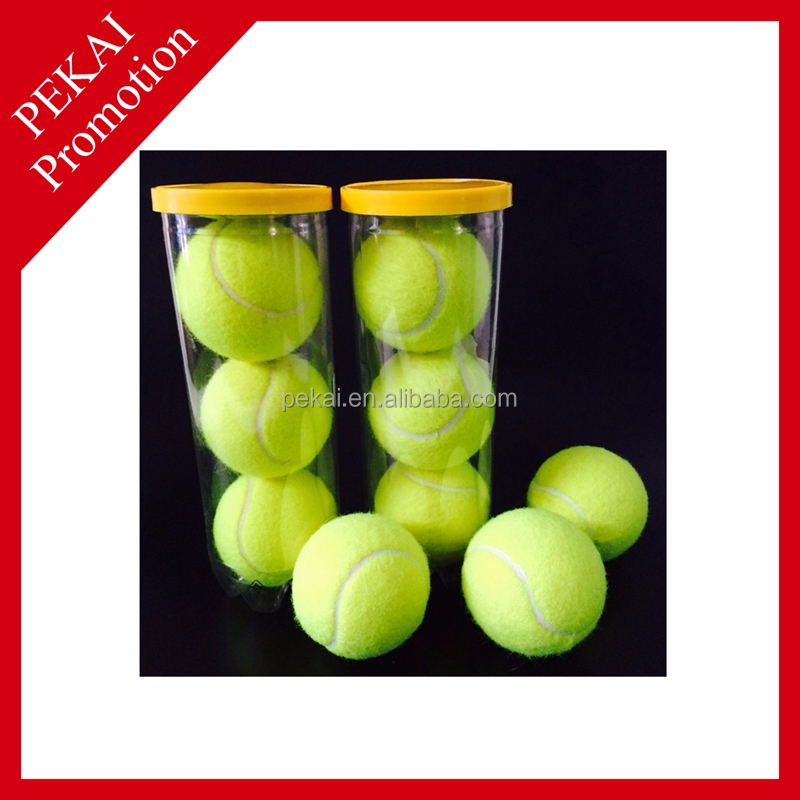 Pressureless Tennis Ball Cans
