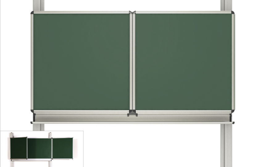 Lifting Folding Type Teaching Blackboard