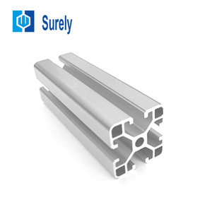 China manufacture price customized t slot extrusion industrial window door led aluminum profile