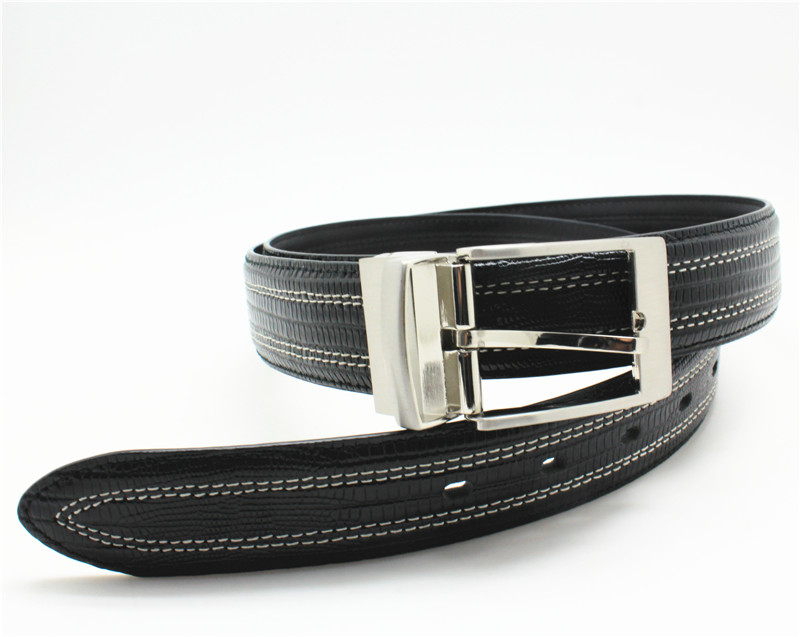 2017 New Fashion Mens Leather Belt