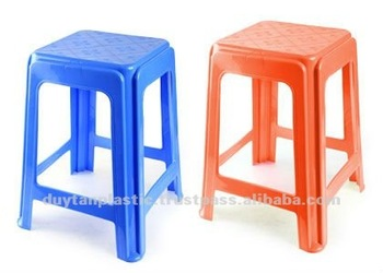 Plastic Chair, Plastic Seat, Housewares, Furniture, Stool, Home  Application, Household