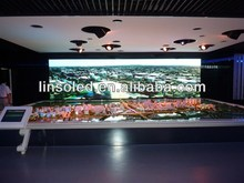 Indoor P5 digital LED display board