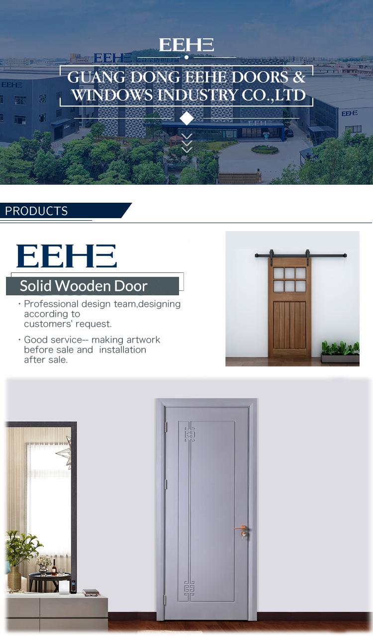 मुख्य भारतीय एकल लकड़ी पोलिश दरवाजा लॉक के साथ डिजाइन