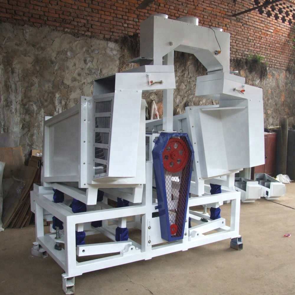 Stainless Steel Automatic Rice Mill Separator
