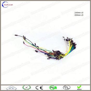 Pre Cut And Stripped Wire | Custom Pre Cut And Pre Stripped Jumper Wires Kits Buy Pre Cut And