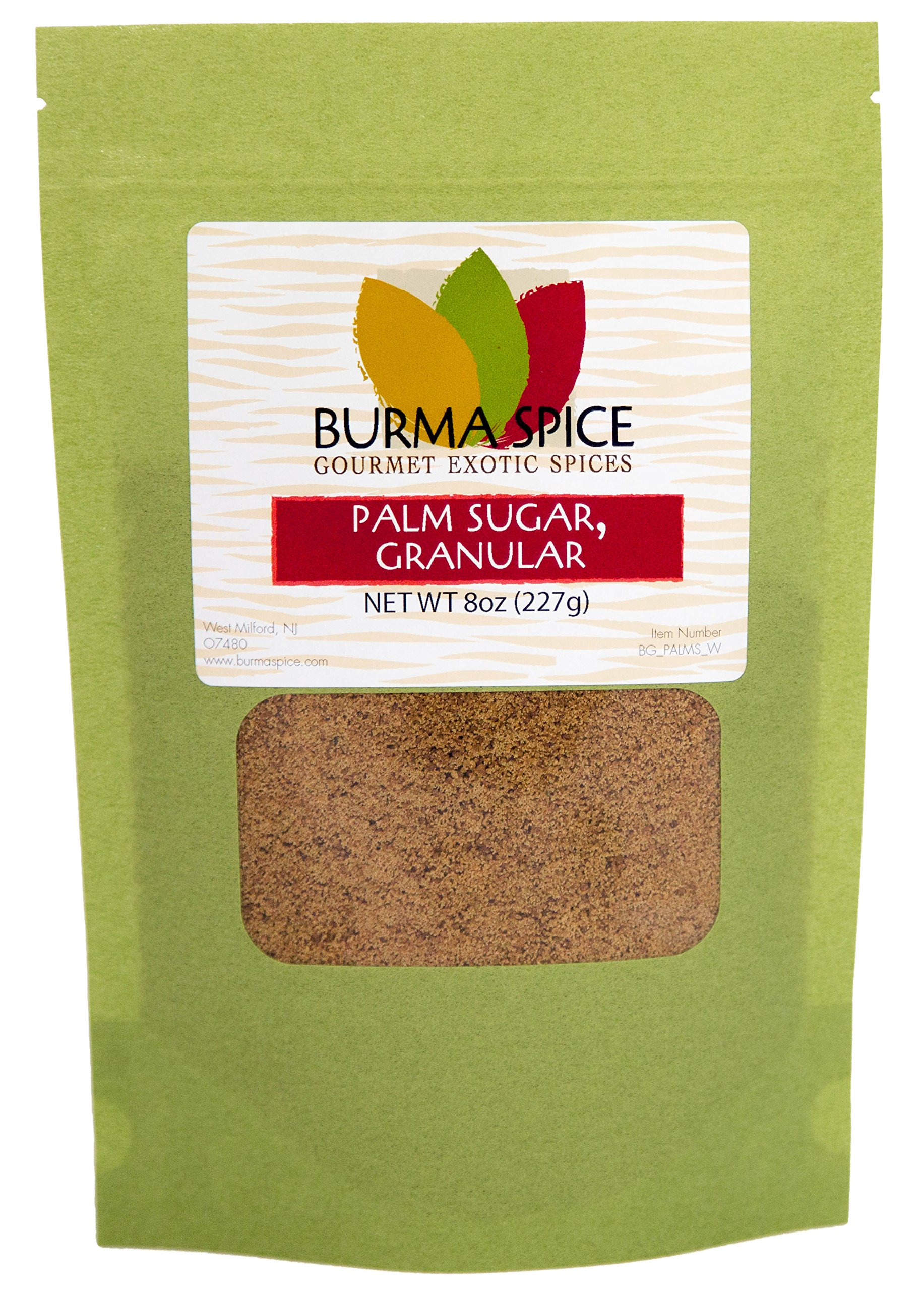 Coconut Palm Sugar USDA organic Gourmet non-GMO, 8oz