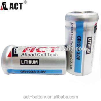 cr17335リチウムバッテリー1500 mah cr123 cr123a電池セル buy cr17335
