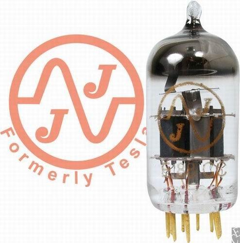 JJ 6922 / E88CC Gold Pin Vacuum Tube