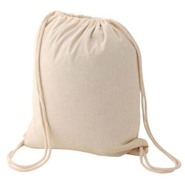 93490682c Superior quality muslim cheap canvas cotton gym sack drawstring backpacks  bag high quality