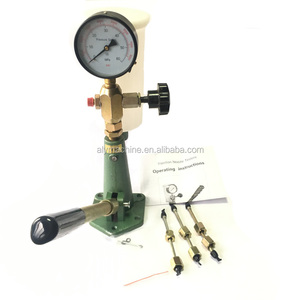 S80H diesel fuel common rail injector nozzle tester with metal base, common rail injector repair tools