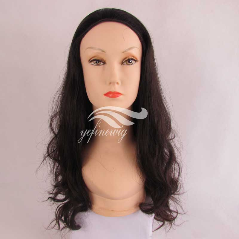 Hot Style Virgin Lace Human Hair Band Fall