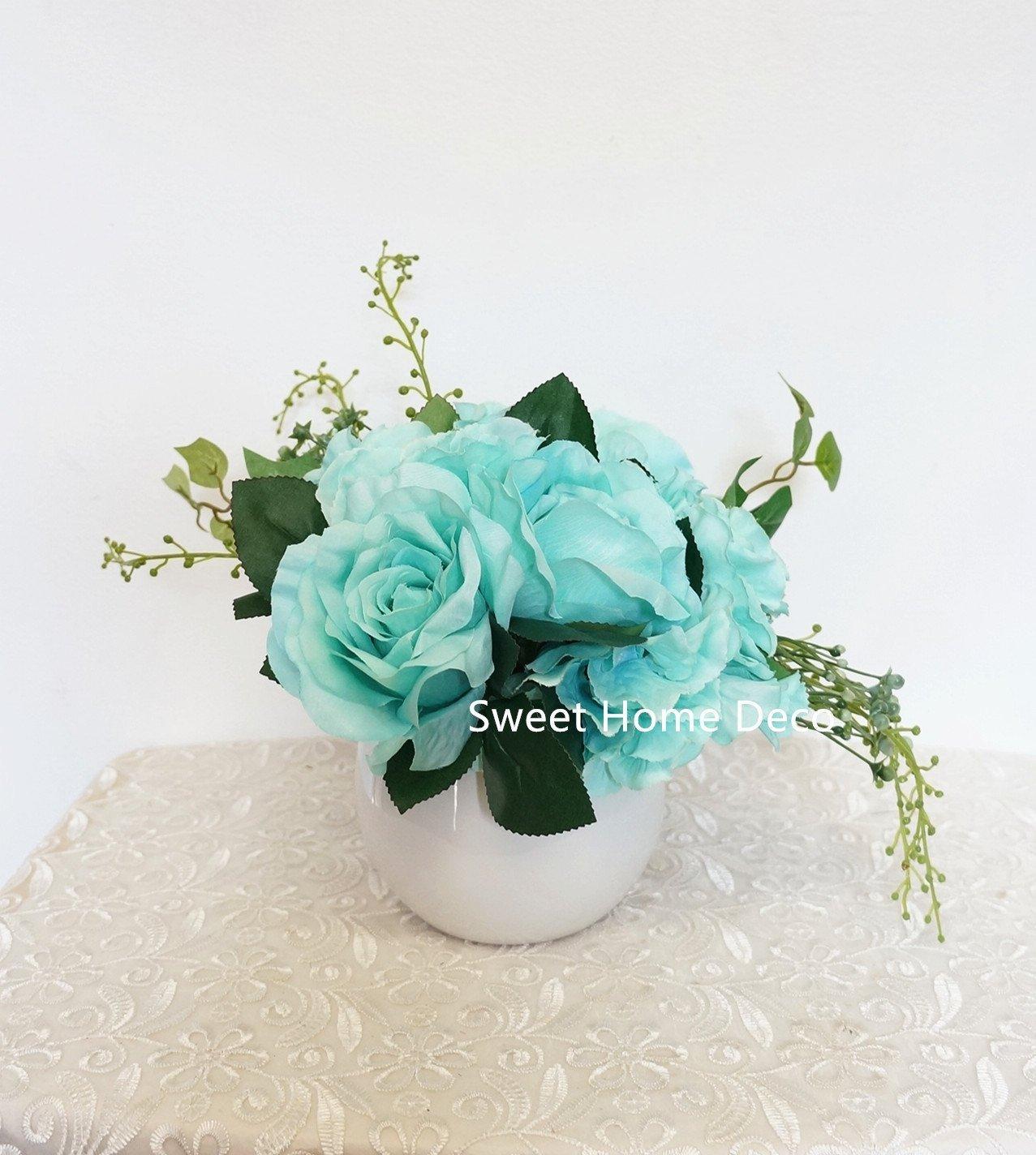 Cheap Blue Silk Hydrangeas Find Blue Silk Hydrangeas Deals On Line