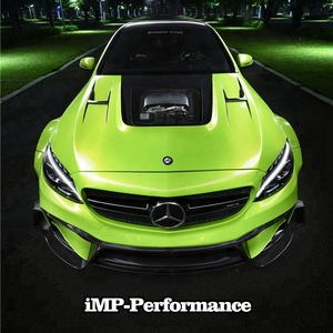 iMP-Performance Mercedes W205 C63 AMG Wide Body kit