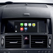 Car video interfaccia di apple carplay android auto carplay w176 per mercedes