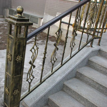 Top Ing Modern Wrought Iron Handrails Outdoor Stair Covering Railing Railings