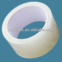 carton sealing opp acrylic good quality clear transparent packaging tape self adhesive paper