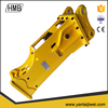 Chinese made machinery equipment hydraulic breaker with CE
